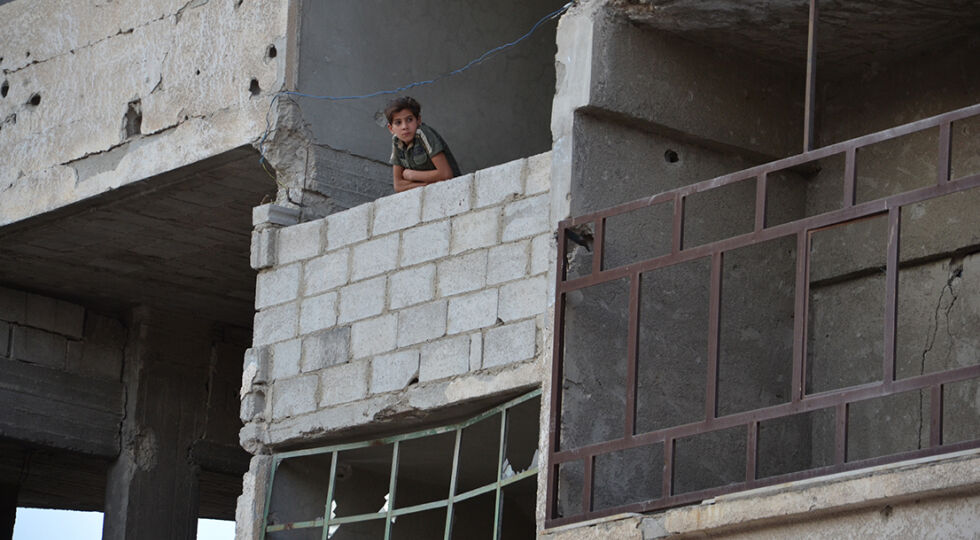 Syrien - © Foto: ICO