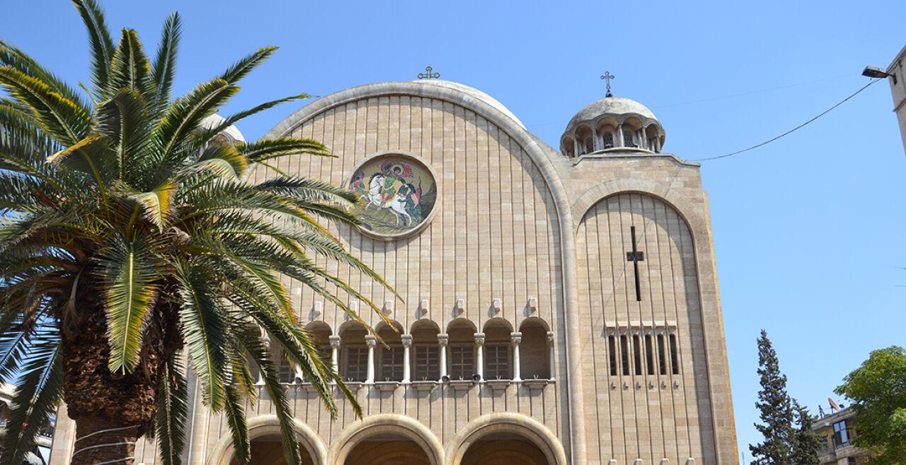 St. Demtrios Aleppo - © ICO