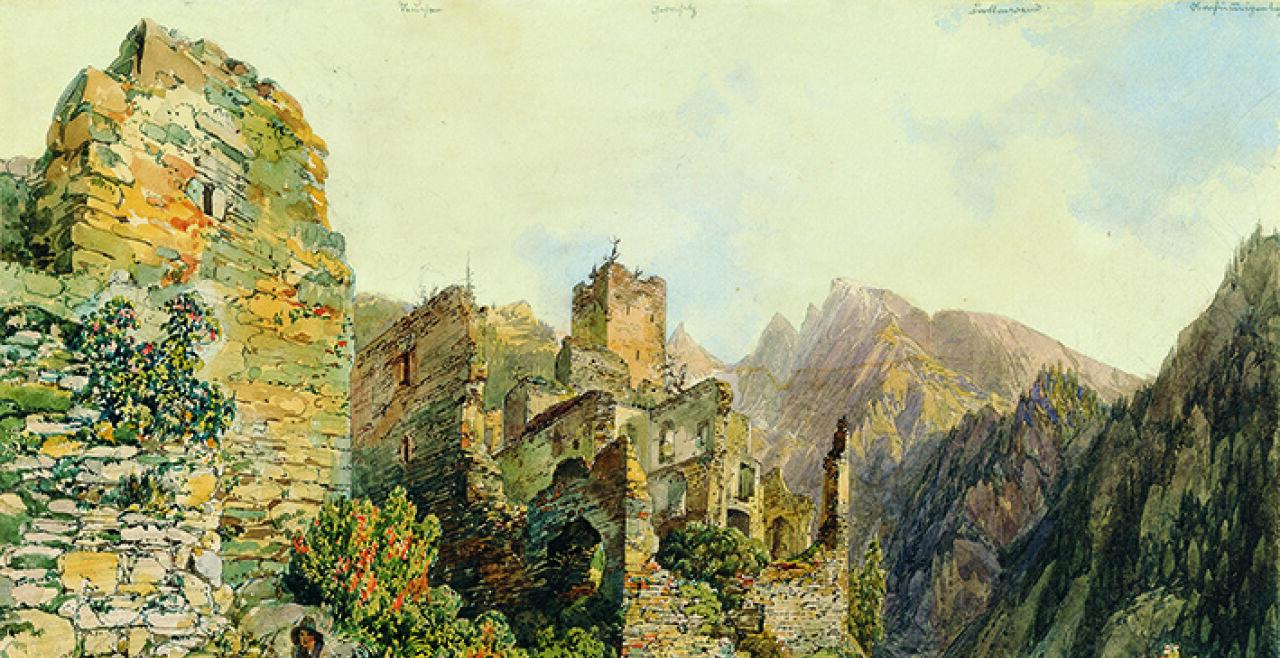 Kunst der Spiegelungen - © Thomas Ender: Liechtenstein. The Princely Collections, Vaduz-Vienna