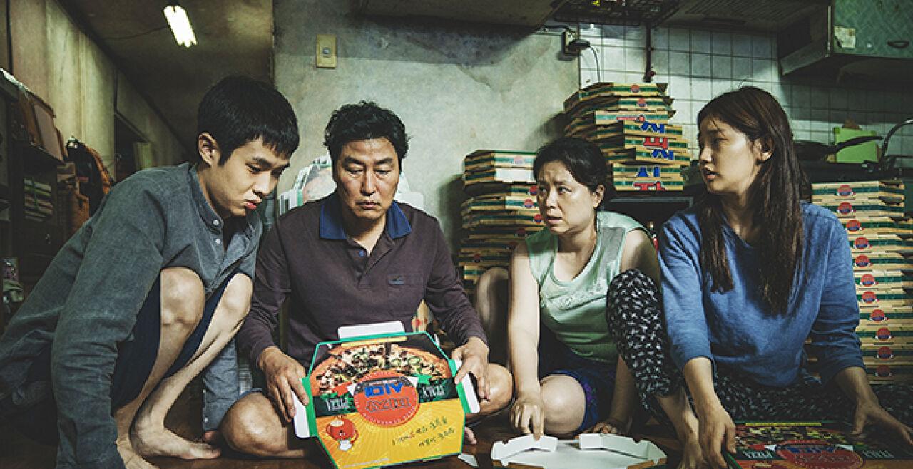 """Parasite"" - Bong Joon-Hos Tour de force durch die südkoreanische Gesellschaft gewann die Goldene Palme 2019. - © Festival de Cannes"