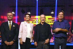 Parteien - © Foto: APA / Herbert  P. Oczeret