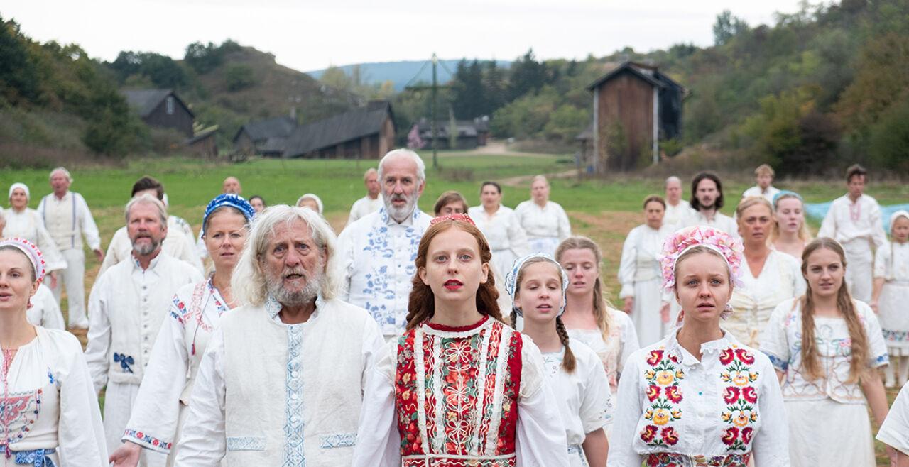 """Midsommar - Auch bildgewaltig kommt Ari Asters zweiter Spielfilm """"Midsommar"""" daher. - © Lunafilm"""