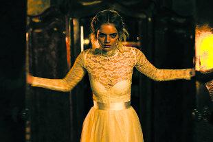 """Auf die Plätze, fertig, tot (Ready or Not) - """"Auf die Plätze, fertig, tot"""": Samara Weaving spielt eine Braut, die sich ordentlich etwas trauen muss. - © Centfox"""