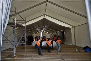 Flucht - © Foto: APA/Herbert Neubauer
