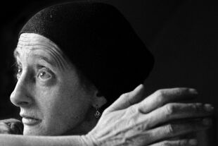 Christine Lavant - Christine Lavant, 1963 in ihrer Wohnung in St. Stefan im Lavanttal - © Christine Lavant, 1963 in ihrer Wohnung in St. Stefan im Lavanttal. Foto: Ernst Peter Prokop