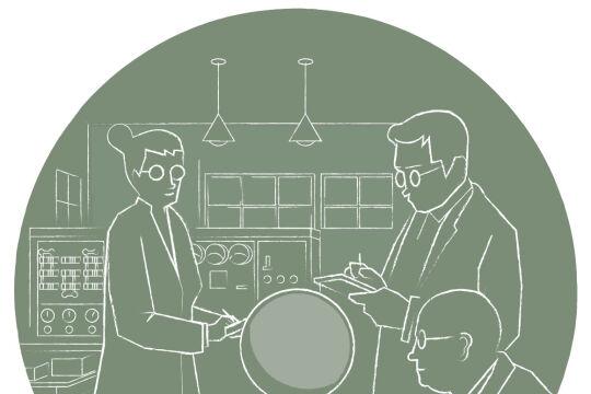 Kristallkugel - <strong>Blick in die Glaskugel</strong><br /> Eine Wahl ohne Prognosen und Hochrechnungen ist kaum mehr vorstellbar. Wir wollen die Zukunft kennen und dazu ist uns jedes Mittel recht. - © Rainer Messerklinger