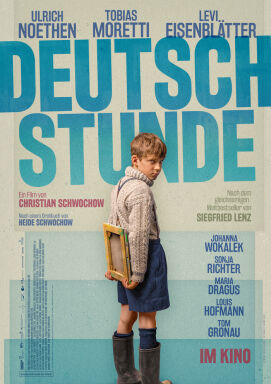 Deutschstunde_Plakat - © Constantin