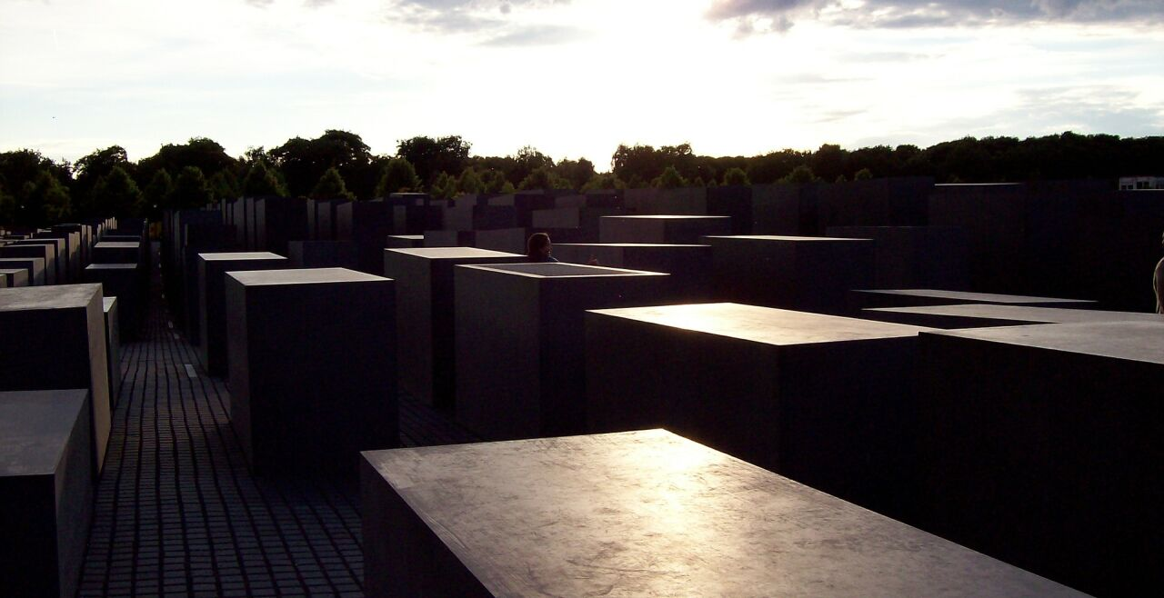 Holocaust-Denkmal_Berlin_Erinnerung - © mariamarinb/Pixabay