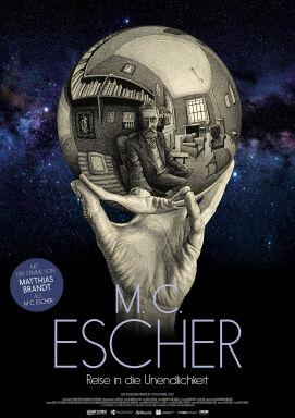 M.C. Escher – Reise in die Unendlichkeit (Escher – Het oneindige zoeken) - <br />  - © Polyfilm