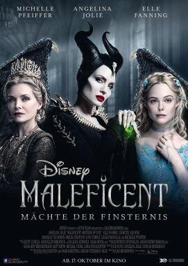 Maleficent_plakat - © Disney