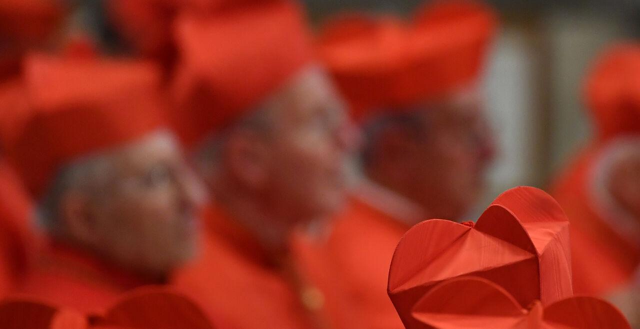 Kirche nach Sodom - © APA / AFP / Tiziana Fabi