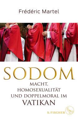 sodom buchcover - © s. fischer