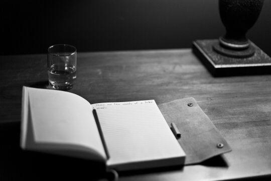 Tagebuch - © Foto: Pixabay