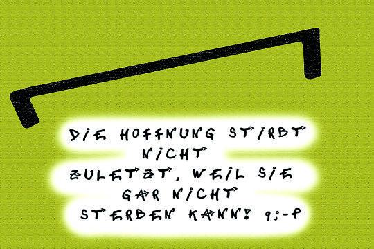 Frame - <strong>Frame</strong><br /> Eine der Wort-Bild-Kreationen von Tobias Marboe (1989–2018) - © Tobias Marboe