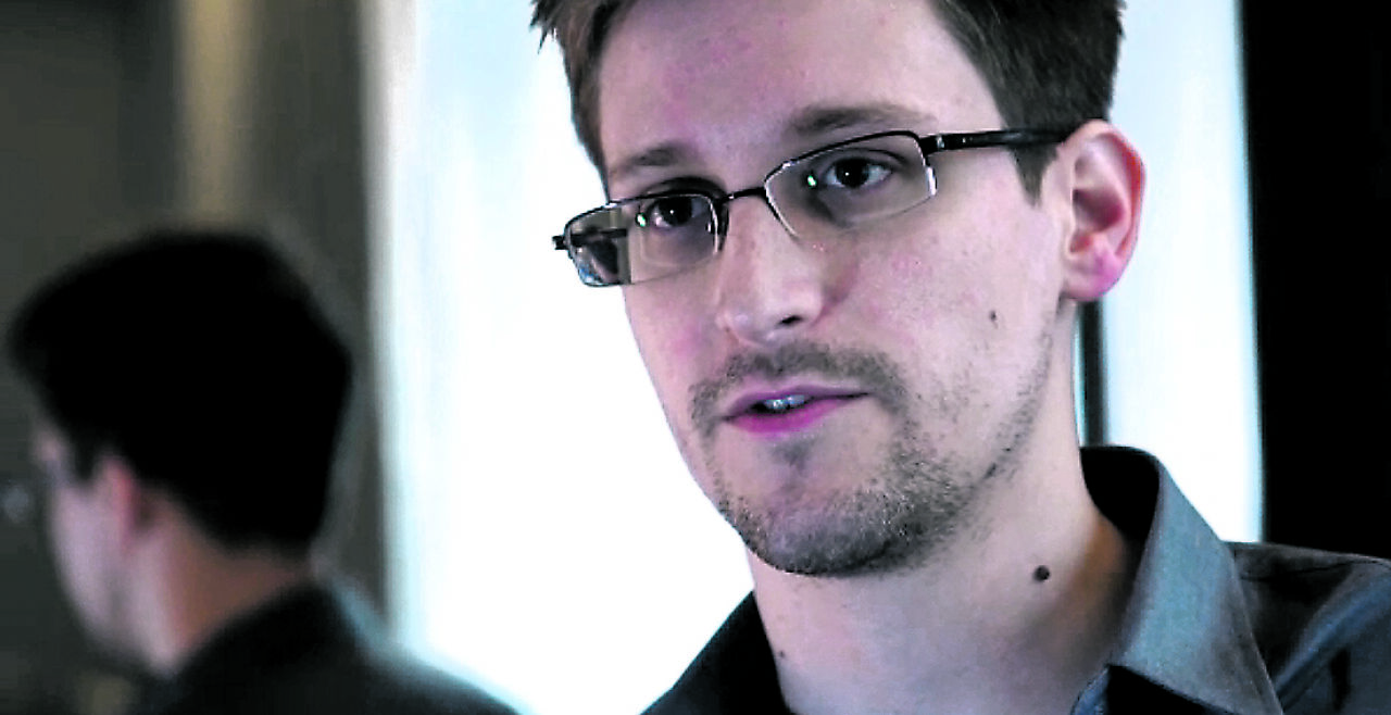 Snowden - © Foto: AFP Photo  / THe  Guardian