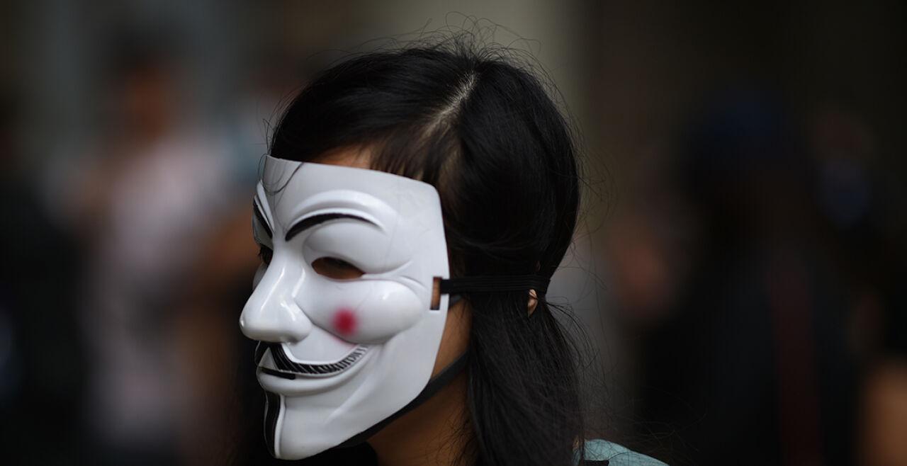 Protestkultur - © Foto: APA/AFP/Mohd Rasfan