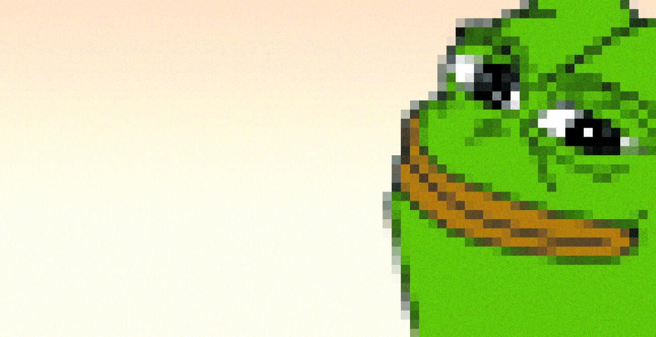 Pepe der Frosch - © Illustration: Rainer Messerklinger