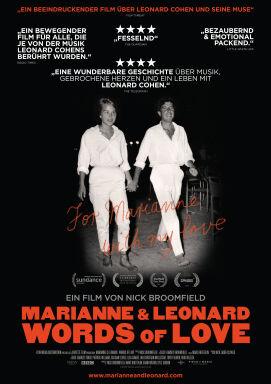 """Marianne & Leonard - Words of Love"" - © Polyfilm"