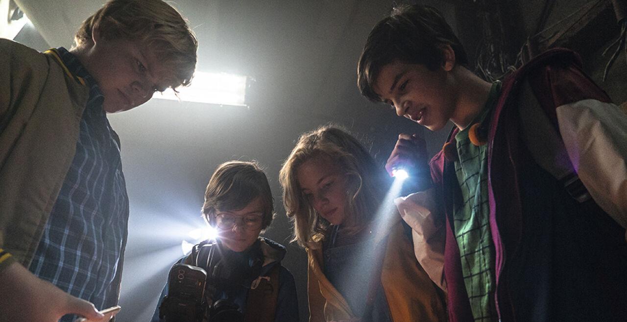 TKKG - TKKG: Im Kino geht es an den Anfang der Kinderkrimireihe zurück, wo Tim, Karl, Klößchen und Gaby ihren ersten Fall<br /> lösen. - © Warner Bros.