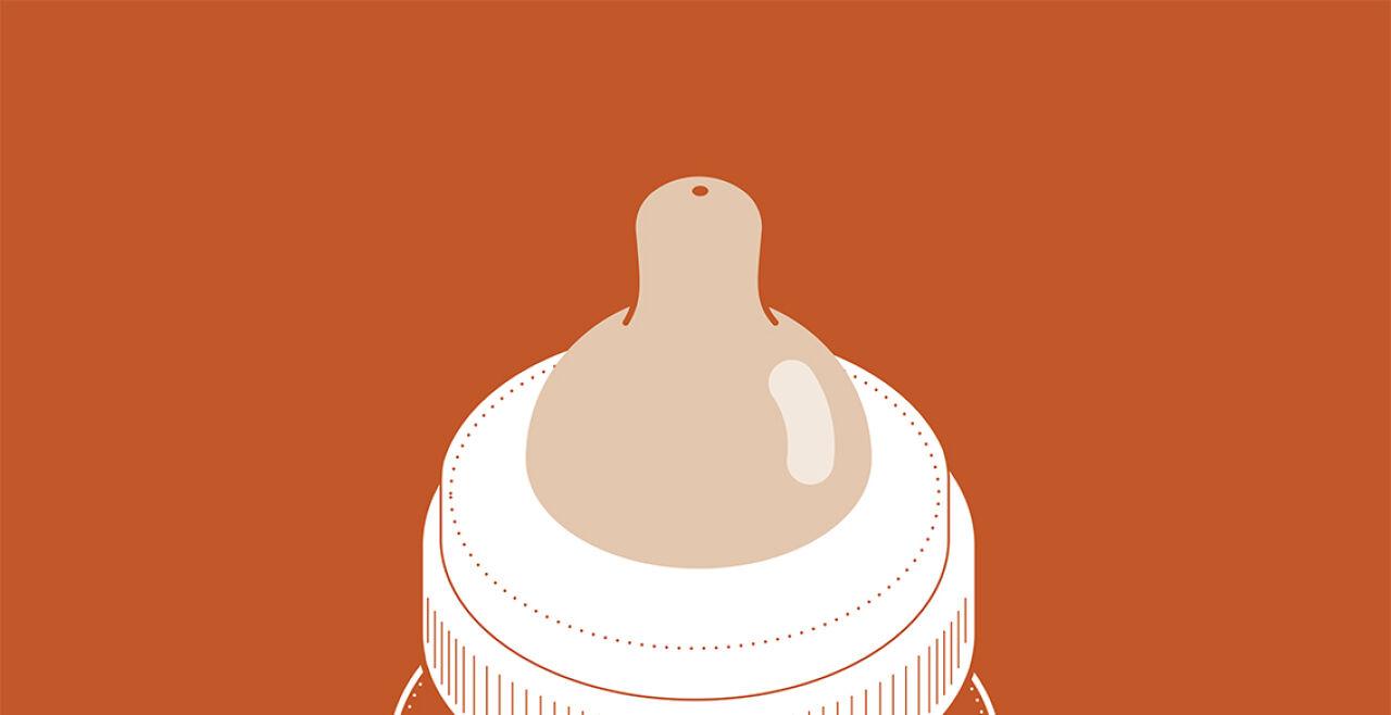 Flasche - © Illustration: Rainer Messerklinger