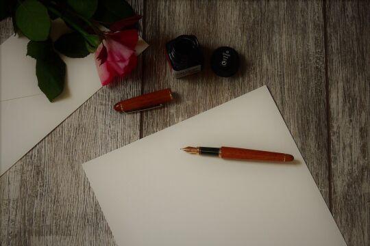 Brief an die Tochter - Brief an die Tochter - © Foto: Pixabay