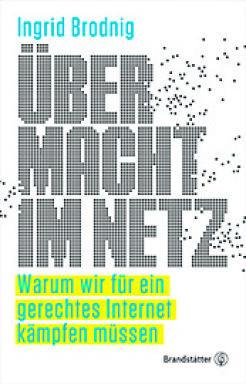 übermacht im netz_Cover - © Brandstätter Verlag