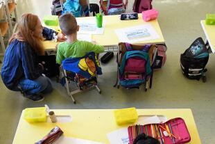 Schulklasse - © Foto: APA / Hans Klaus Techt
