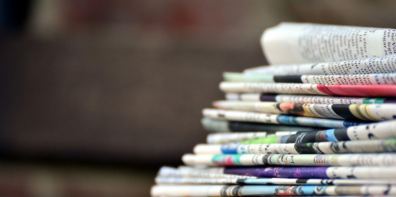 Zeitungen - © pixabay / congerdesign