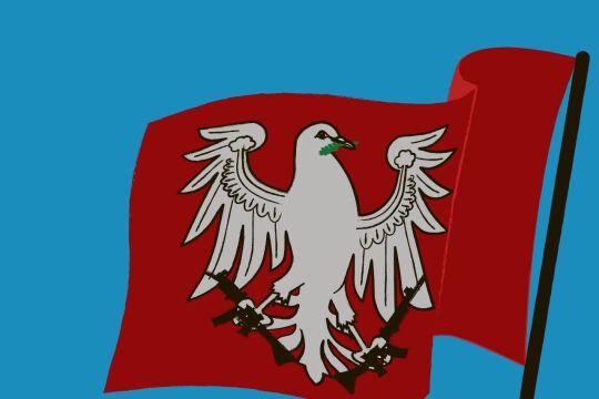 Freiheit_Nationalismus - © Illustration: Rainer Messerklinger