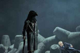 Die Hermannsschlacht - © Foto: Matthias Horn / Burgtheater