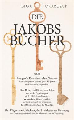 Tokarcuk: Die Jakobsbücher - © Foto: Kampa