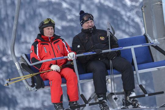 Belarus - © Foto: picturedesk.com / Action Press / Kommersant Photo Agency