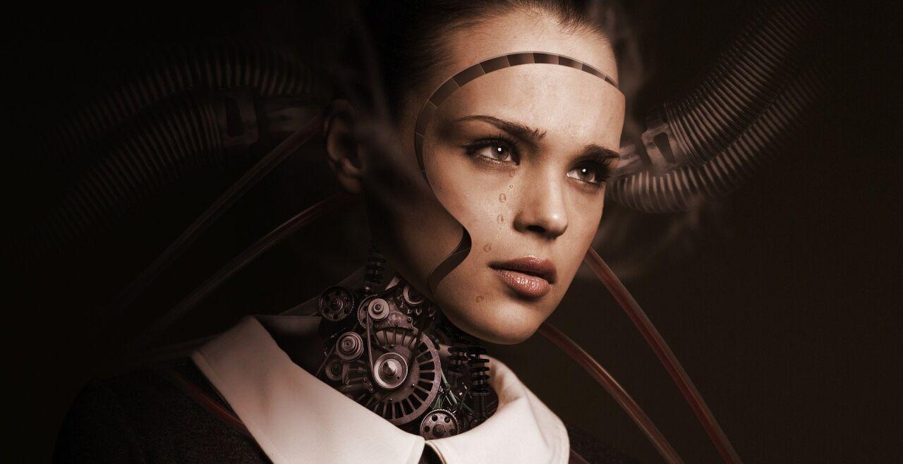 Roboterfrau - © Foto: pixabay