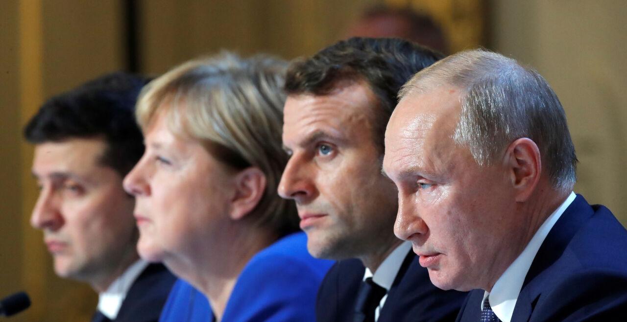 Gipfel Ukraine - © Foto: APA / AFP / Pool / Charles Platiau