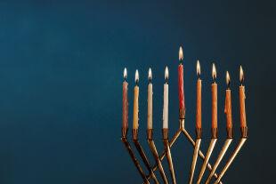 Hanukkah - © Foto: iStock / photovs