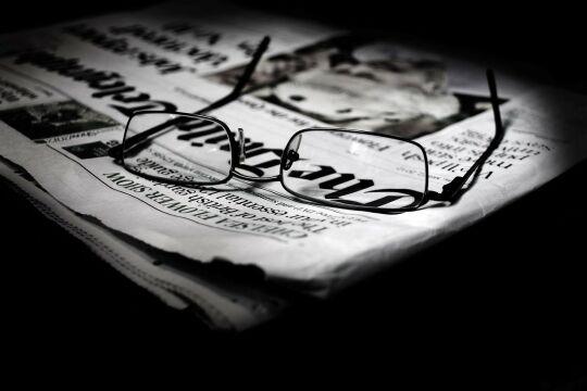 Zeitung - © Foto: Pixabay