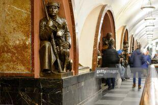 Moskauer Metro - © Foto: iStock / igoriss