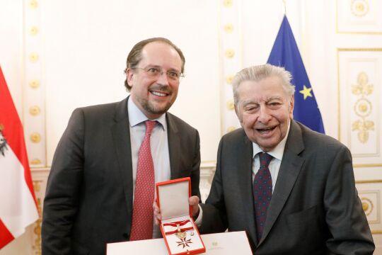 Portisch - © Foto: Bundesministerium für Europa, Integration und Äußeres
