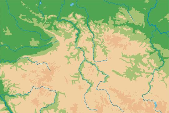Landkarte - © Foto: iStock / BardoczPeter