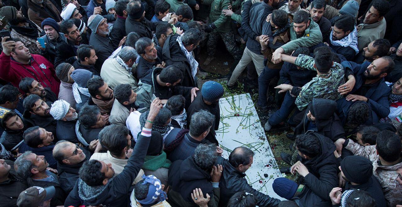 Iran - © Foto: picturedesk.com / Wana News Agency / Reuters