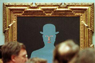 Surrealisten - © Foto: AFP / Olivier Matthys / BELGA