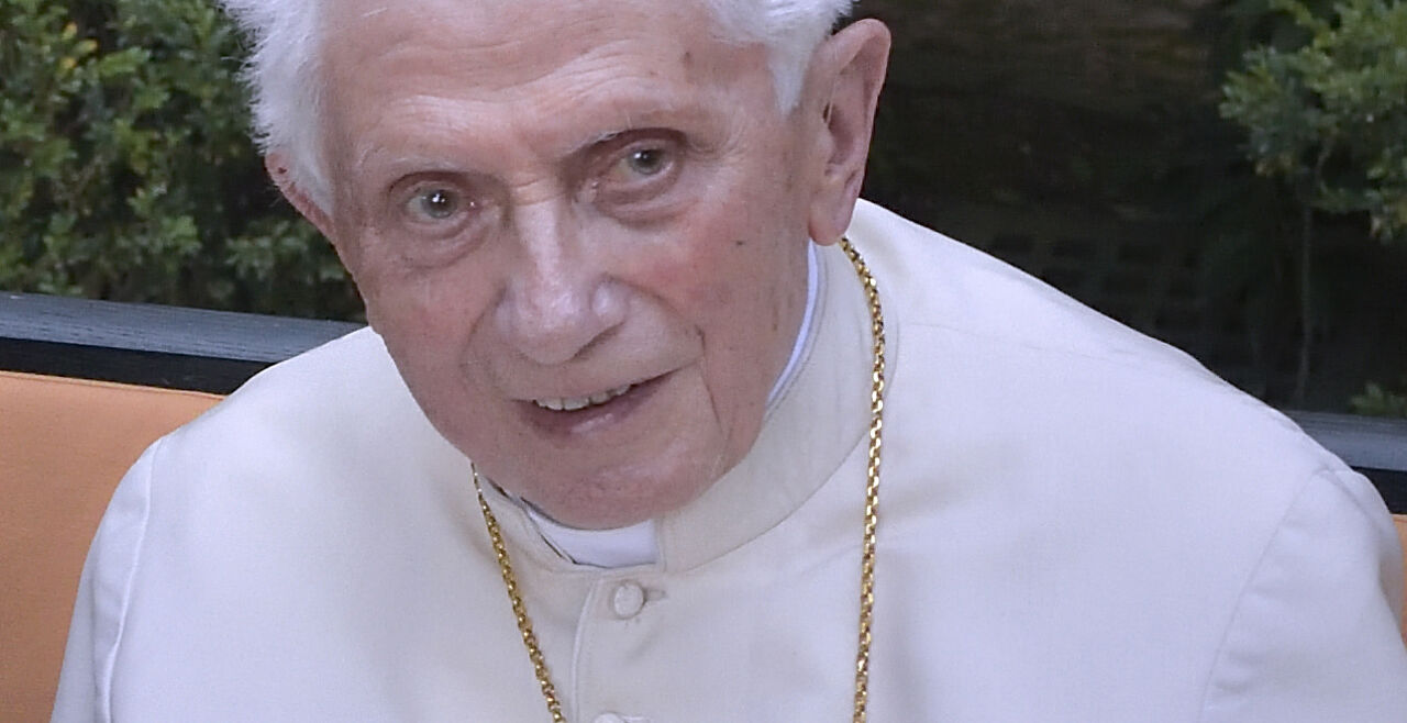 Ratzinger - © picturedesk.com / Spaziani,Stefano / Action Press