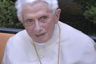 Ratzinger - © picturedesk.com / Spaziani,Stefano / Action Press