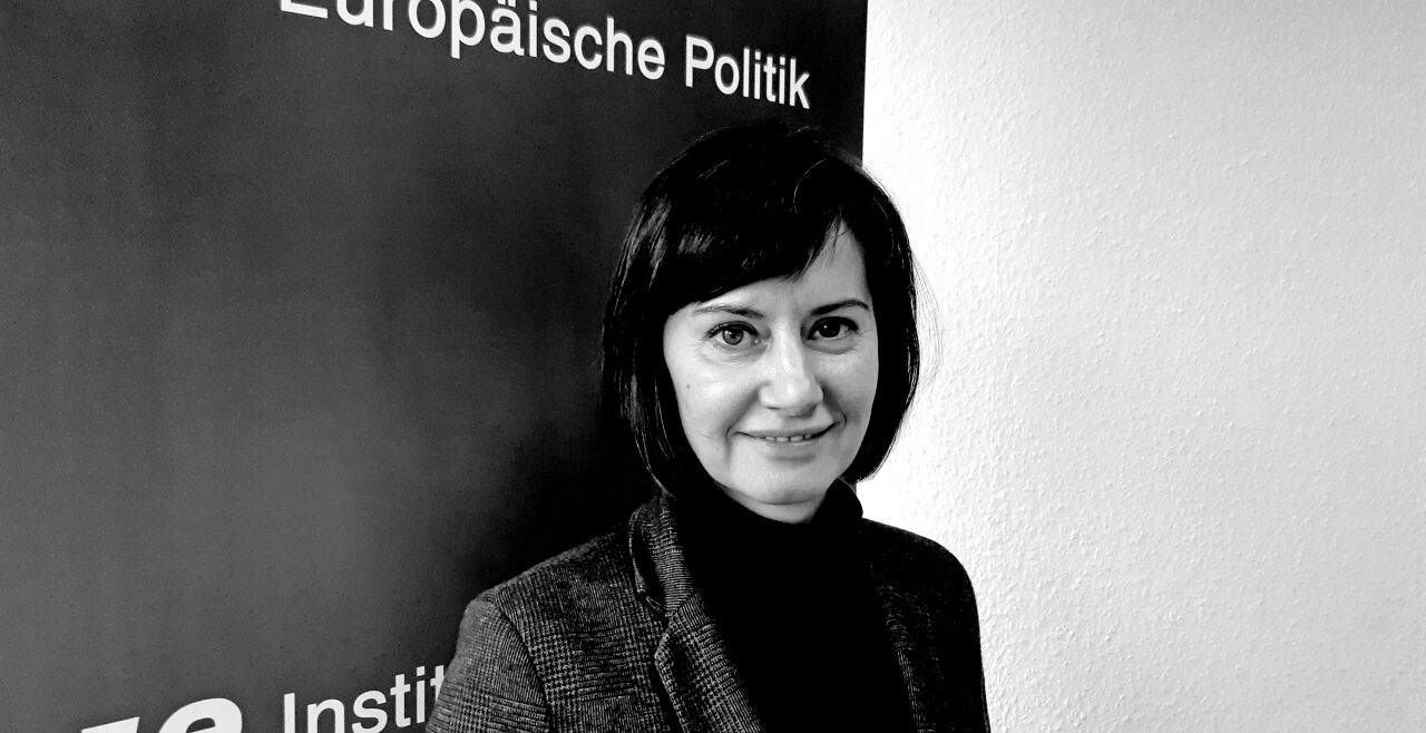 Kristina Kovács - © Foto: Ralf Leonhard