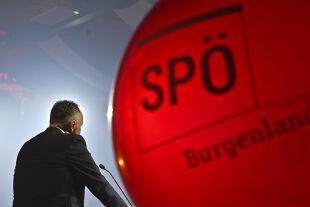 SPÖ-  Dämmerung - Mit der Landtagswahl im Burgenland steht auch die Abstimmung über einen spezifischen sozialdemokratischen Kurs bevor. Kann sich Hans Peter Dos kozil damit für den Vorsitz der Bundespartei in Stellung bringen? - © Foto: APA / Herbert Neubauer