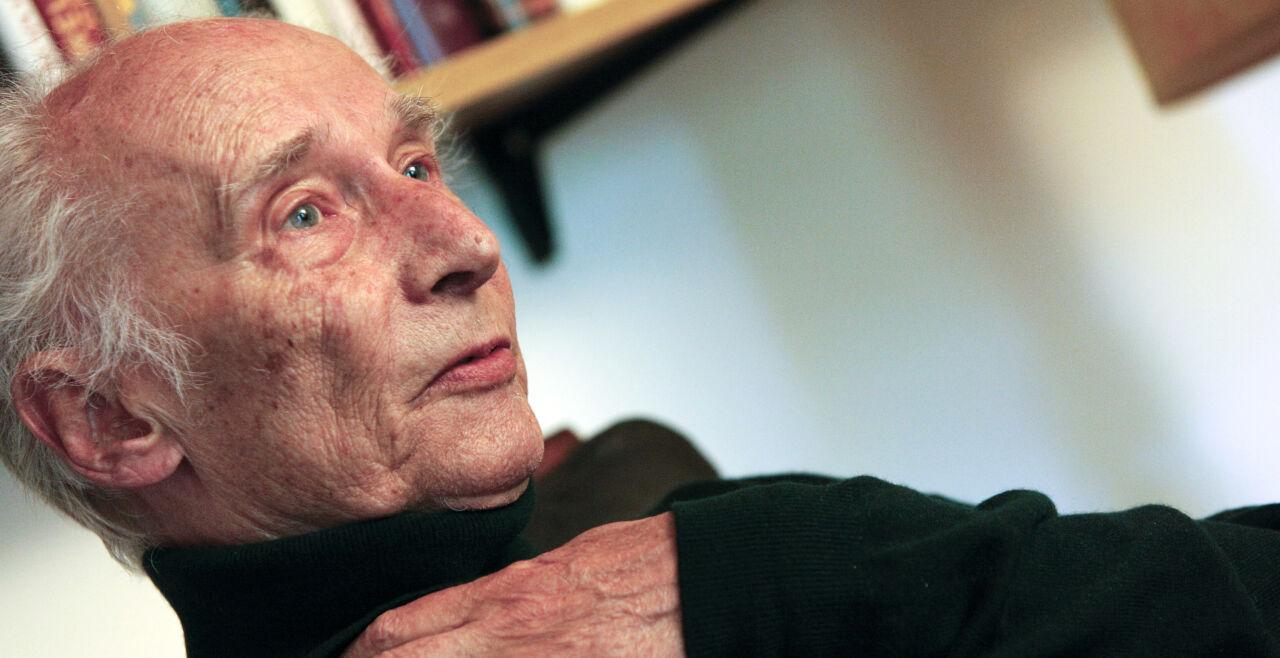 Adolf Holl - © Foto: Mirjam Reither / picturedesk.com