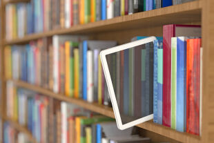 E-Books - © Foto: iStock / onurdongel