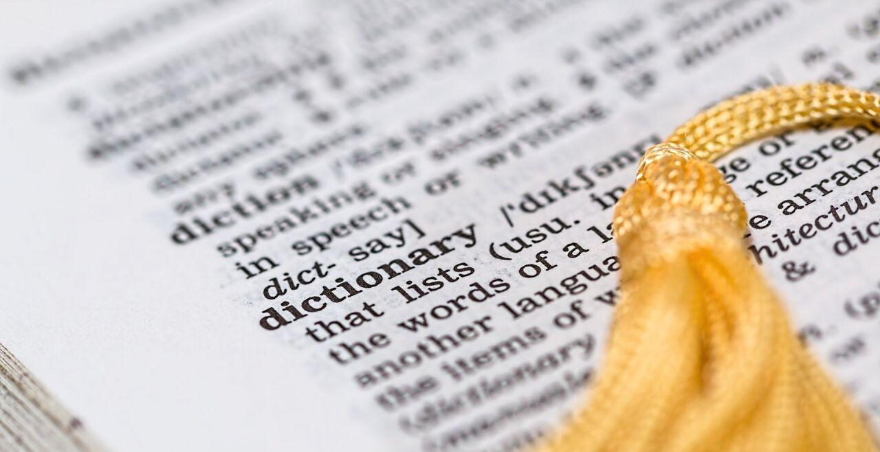 Dictionary - © Steve Buissinne /Pixabay