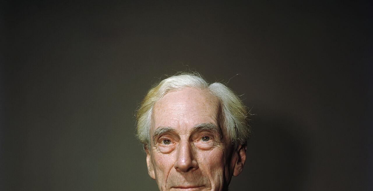 Bertrand Russell  - © Foto: Getty Images / Bettmann / Kontributor