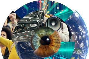 Collage - © Collage: Rainer Messerklinger (unter Verwendung von Bildern von iStock/Rocky89 , iStock/vosmanius , iStock/Tocarciuc Dumitru, iStock/Mark_Kuiken, iStock/Abrill_, iStock/Orbon Alija, iStock/piranka und iStock/Vesnaandjic)